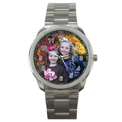 Tracy By Lisa   Sport Metal Watch   8fkoashw8860   Www Artscow Com Front