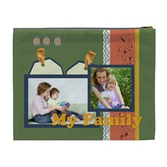 Family By Joely   Cosmetic Bag (xl)   Puoearrj8kow   Www Artscow Com Back