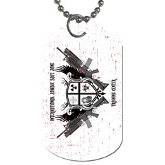 Event Dogtag By James Gunn   Dog Tag (two Sides)   Hxjkcxf914g1   Www Artscow Com Front
