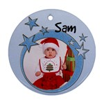 Sam - Ornament - Ornament (Round)