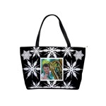 Snowflake classic shoulder bag - Classic Shoulder Handbag