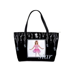 Star Child Classic Shoulder Bag By Catvinnat   Classic Shoulder Handbag   6q1o96odgsla   Www Artscow Com Front