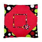 Cherry Slush 2 sided pillowcase 1 - Cushion Case (Two Sides)