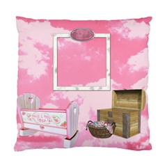 Girl Blessing 2 Sided Pillowcase by Lisa Minor Front