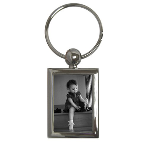 Miranda Keychain By Debra Macv   Key Chain (rectangle)   Jeje3hqg3hw9   Www Artscow Com Front