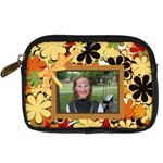 Tangerine Breeze Camera Bag 2 - Digital Camera Leather Case