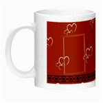 Heart u - Night Luminous Mug