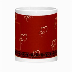 Heart U By Daniela   Night Luminous Mug   94t8rb9h8489   Www Artscow Com Center