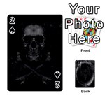 Goth playin cards - Playing Cards 54 Designs