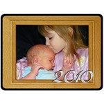 Angel Blanket - Fleece Blanket (Extra Large)
