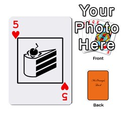 Gaming Deck By Gregor Skeldon   Playing Cards 54 Designs   Ulnsbuq4e6go   Www Artscow Com Front - Heart5