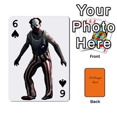 Gaming Deck By Gregor Skeldon   Playing Cards 54 Designs   Ulnsbuq4e6go   Www Artscow Com Front - Spade6