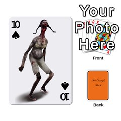 Gaming Deck By Gregor Skeldon   Playing Cards 54 Designs   Ulnsbuq4e6go   Www Artscow Com Front - Spade10