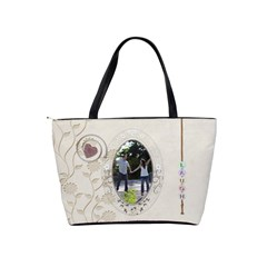 Dream & Laugh Bucket Bag By Lil    Classic Shoulder Handbag   2s4gkqtv6ta4   Www Artscow Com Back