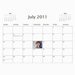 2011 mjs Calendar by getthecamera Jul 2011