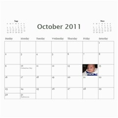 2011 mjs Calendar by getthecamera Oct 2011