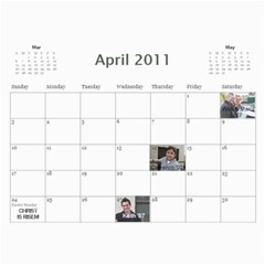 2011 mjs Calendar by getthecamera Apr 2011