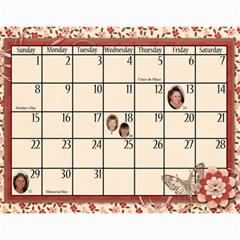 2011 Calendar By Sweetheaven   Wall Calendar 11  X 8 5  (12 Months)   Sm8ajrd9qk58   Www Artscow Com May 2011