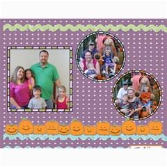 Sue Calendar By Breanne   Wall Calendar 11  X 8 5  (12 Months)   W8tsosnzgb2h   Www Artscow Com Month