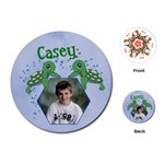 Playing Cards Round Template - Playing Cards (Round)