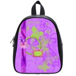Miss Ladybugs Garden Backpack - School Bag (Small)