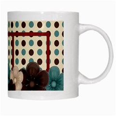 Kit H&h Mug 1 By Lisa Minor   White Mug   Lm00sv0v38ii   Www Artscow Com Right