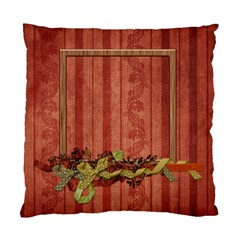 Septembers Blush 2 Sided Pillowcase 1 By Lisa Minor   Standard Cushion Case (two Sides)   19ipd15exp0h   Www Artscow Com Front