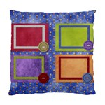 Aatb 2 sided pillowcase 1 - Standard Cushion Case (Two Sides)