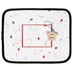 With Love - Netbook Case (Large)