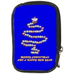Christmas tree - Compact Camera Leather Case