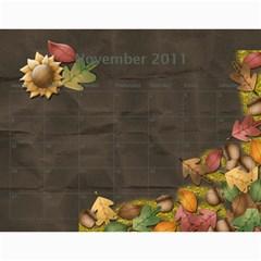 Calendar2011 3! By Galya   Wall Calendar 11  X 8 5  (12 Months)   X7njh7ngn1c3   Www Artscow Com Nov 2011