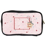with Love - pink - Toiletries Bag (Two Sides)