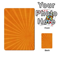 Third Is Best By Rachel   Multi Purpose Cards (rectangle)   Exargkupdj7r   Www Artscow Com Front 7