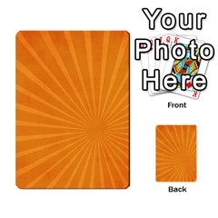 Third Is Best By Rachel   Multi Purpose Cards (rectangle)   Exargkupdj7r   Www Artscow Com Front 8