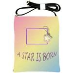 A star is born - Shoulder Sling Bag