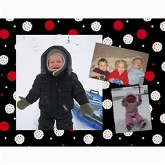Schauff Christmas Calendar By Krista Schauff   Wall Calendar 11  X 8 5  (12 Months)   90jgw0kcikck   Www Artscow Com Month
