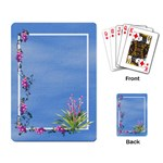 Botanical Wonderland Playing Cards 2 - Playing Cards Single Design