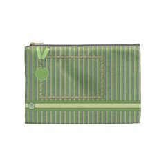Pip Medium Cosmetic Bag 1 By Lisa Minor   Cosmetic Bag (medium)   3ai4zx8g8pdg   Www Artscow Com Front