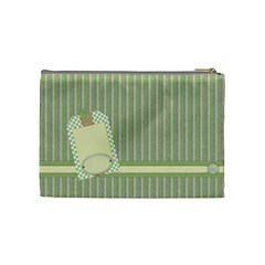 Pip Medium Cosmetic Bag 1 By Lisa Minor   Cosmetic Bag (medium)   3ai4zx8g8pdg   Www Artscow Com Back