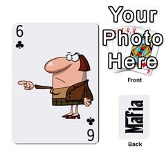 Mafia By Jl   Playing Cards 54 Designs   Fngz0zfzprlk   Www Artscow Com Front - Club6