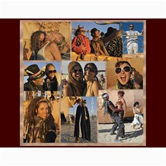 Burning Man People 2011 By Karl Bralich   Wall Calendar 11  X 8 5  (12 Months)   F9movltzopj7   Www Artscow Com Month