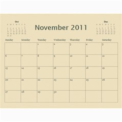 Burning Man People 2011 By Karl Bralich   Wall Calendar 11  X 8 5  (12 Months)   F9movltzopj7   Www Artscow Com Nov 2011