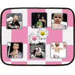 Selenia - Double Sided Fleece Blanket (Mini)