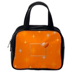 Orange sky bag - Classic Handbag (One Side)