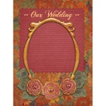 wedding card - Greeting Card 4.5  x 6