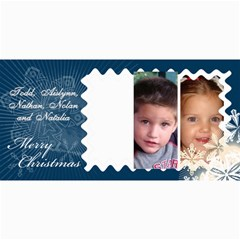 Aislynn Christmas Card B By Alaina Collins   4  X 8  Photo Cards   69dlvswbh70q   Www Artscow Com 8 x4 Photo Card - 10