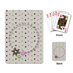 Little Princess Playing Cards 2 (Single Design) - Playing Cards Single Design