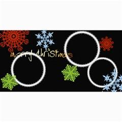 Merry Christmas By Wood Johnson   4  X 8  Photo Cards   O5iif7rqsqpc   Www Artscow Com 8 x4 Photo Card - 10
