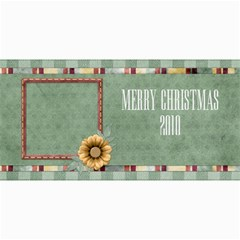 Quilted 8x4 Holiday/ocassion Card 1 By Lisa Minor   4  X 8  Photo Cards   L6g53xkma15r   Www Artscow Com 8 x4  Photo Card - 3