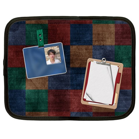 All Better Xxl Netbook Case 1 By Lisa Minor   Netbook Case (xxl)   Sv366vz5l9ni   Www Artscow Com Front